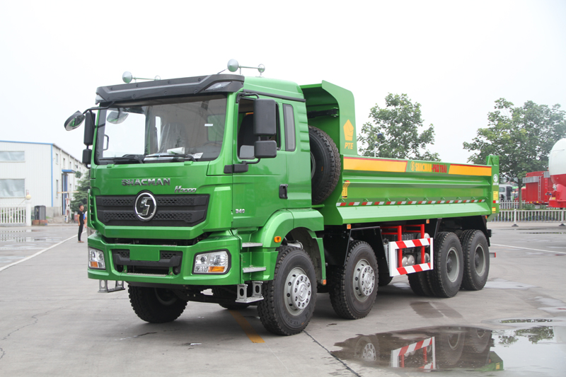 Xe tải Ben 8x4 H3000 Shacman - Model SX3315MR326